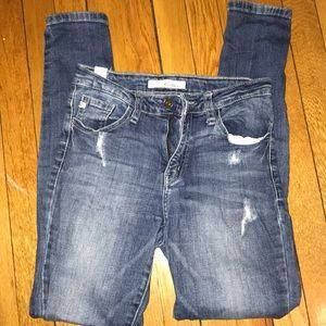 KanCan jeans, size 5, skinny